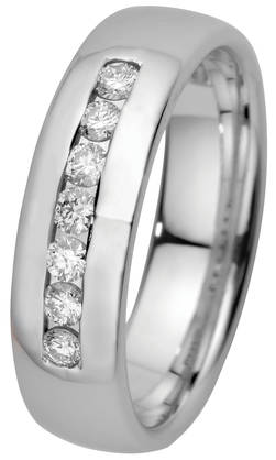 KOHINOOR 034-950V-21 valkokultainen timanttisormus - Timanttisormukset -  034-950V-21 397445ade6
